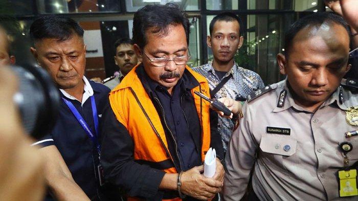 KPK Telusuri Aliran Dana Kasus Reklamasi Gubernur Kepri Nurdin Basirun, Kembali Periksa 3 Saksi