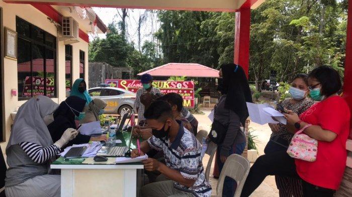 Kecamatan Sekupang Batam Kini Zona Hijau, Seorang Warga Dinyatakan Sembuh