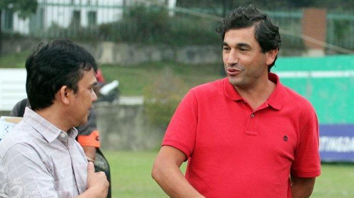 Semen Padang Rekrut Pelatih Asal Portugal, Pernah Melatih di Eropa, Afrika dan Asia