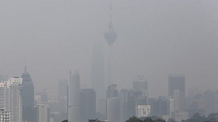 Kabut Asap Kembali Serbu Malaysia, Mahathir Akan Surati Presiden Jokowi