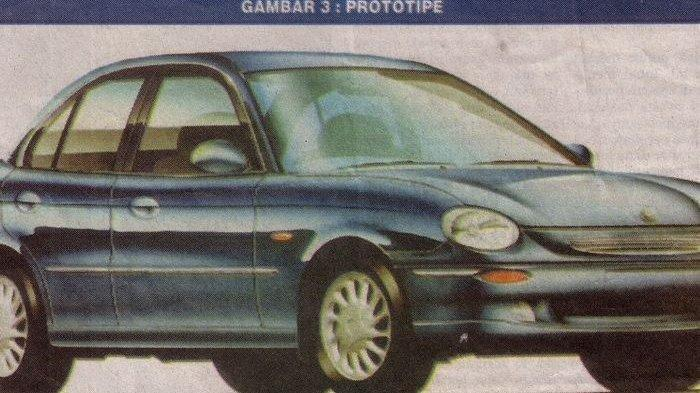 Sebelum Ramai Soal Esemka, BJ Habibie Pernah Cetuskan Mobil Nasional Maleo, Harganya Rp 25 Juta