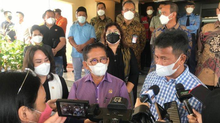 Dana Pembangunan Batam dari Pusat Turun Drastis, Rudi Minta Tolong DPR RI
