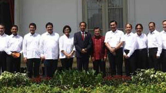 Jokowi-Maruf Sudah Rampungkan Susunan Kabinet / Menteri & Tinggal Diumumkan, Ada AHY Putra SBY?