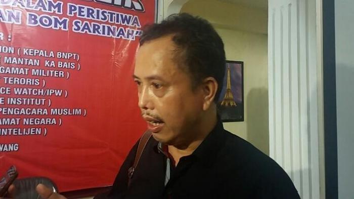 Ketua Presidium Indonesian Police Watch (IPW) Neta S Pane