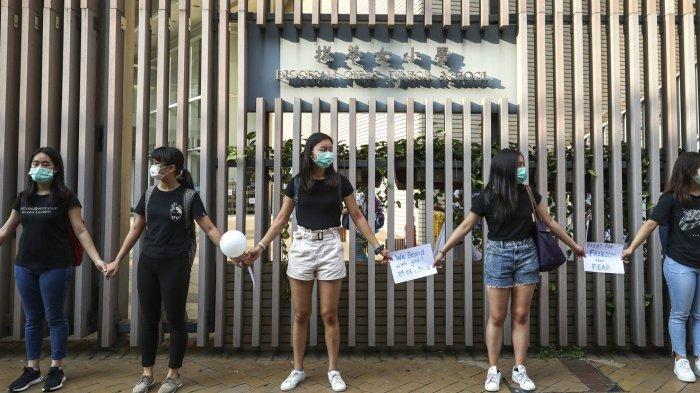 Demo Hong Kong yang Radikal Menyebar ke Sekolah, Guru-guru Paling Terjepit dan Galau