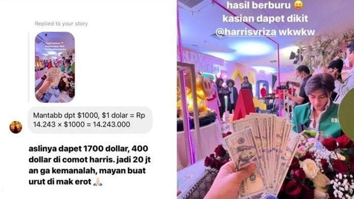 Hadiri Acara Ulang Tahun Istri Juragan 99, Taqy Malik Dapat Uang Rp 20 Juta, Terungkap Alasannya