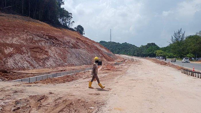 Pelebaran Jalan Gajah Mada dan Perbaikan Drainase Diperkirakan Rampung November