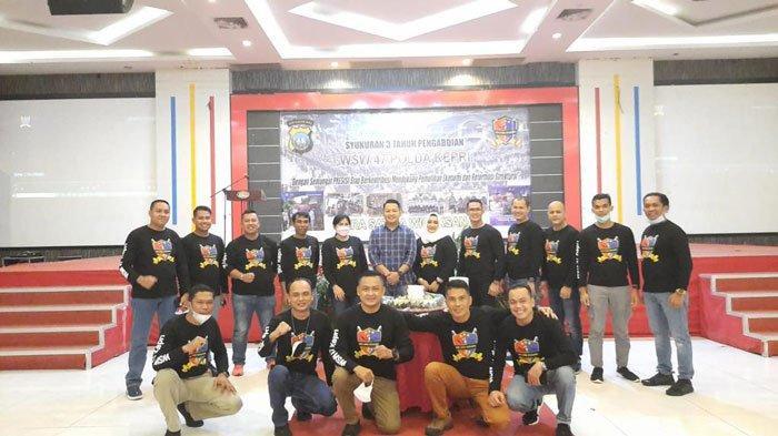 Alumni Setukpa Lemdiklat Polri Angkatan 47 Tahun 2018 Gelar Bakti Sosial