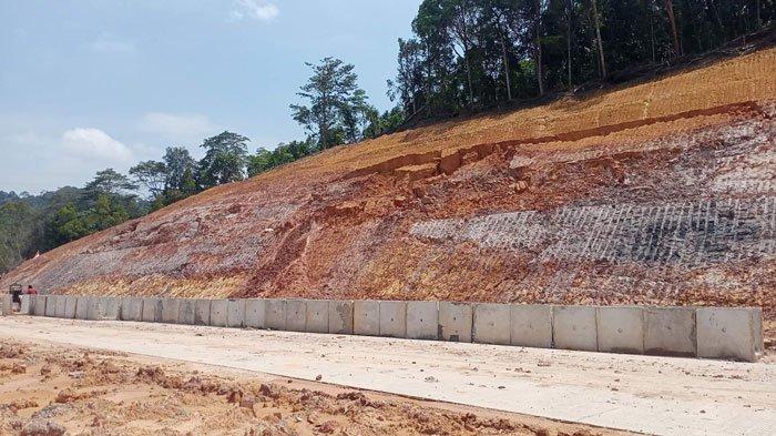 Ada Titik Longsor pada Peningkatan Jalan Gajah Mada Tiban Batam, Ini Kata Kontraktor
