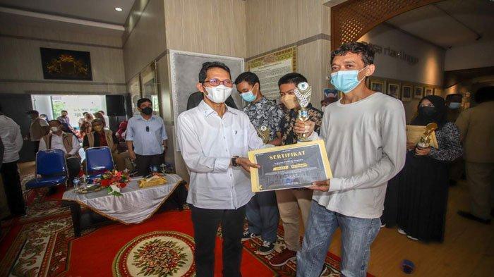 Fotografer Tribun Batam Raih Juara 1 Lomba Foto Hari Museum Nasional 2021 di Batam