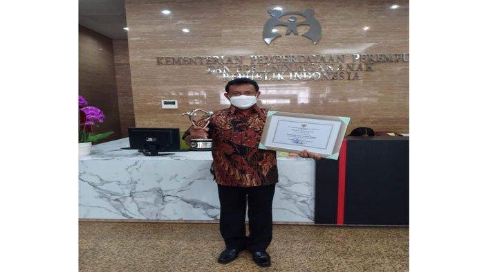Tanjungpinang Kembali Terima Penghargaan Kota Layak Anak Tingkat Madya