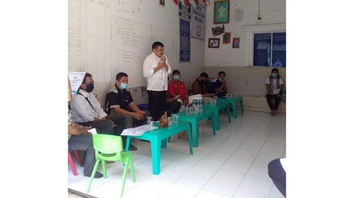 Pilkada Batam - Lukita Dinarsyah Tuwo Kunjungi Panti Asuhan, Berharap Pendidikan Bisa Lebih Baik