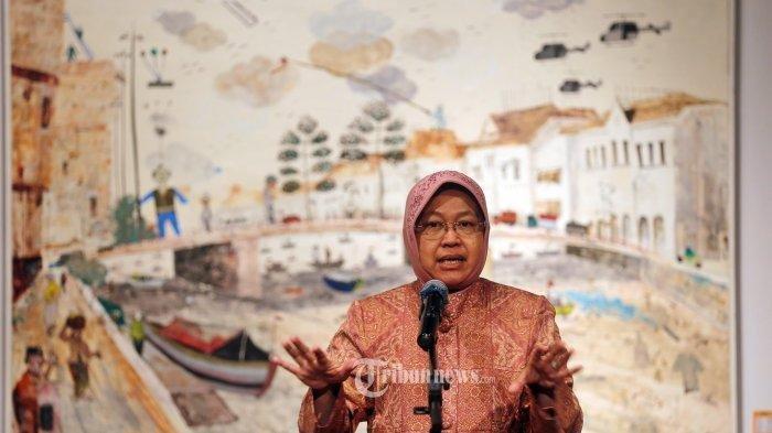 Prediksi Rocky Gerung Soal Peluang Tri Rismaharini jadi Gubernur DKI Jakarta, Gantikan Anies?