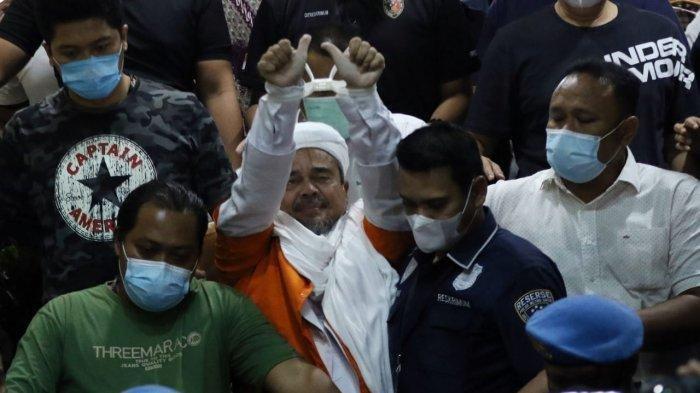 Para Politisi Ini Siap Jamin Penangguhan Penahanan Rizieq Shihab