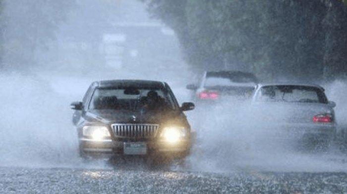 BESOK Siang dan Malam, Sejumlah Wilayah Kepri Diprediksi Hujan, Simak Info Cuaca Rabu (7/4/2021)
