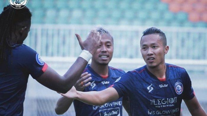 Komentar Eduardo Almeida Setelah Arema FC Ditahan Imbang Bhayangkara FC