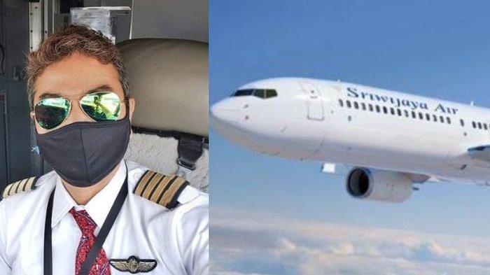 Tak Gentar Terbangkan Pesawat di Jalur Sriwijaya Air SJ-182, Kapten Ruud: Di Bawah Ada Kapal Pencari