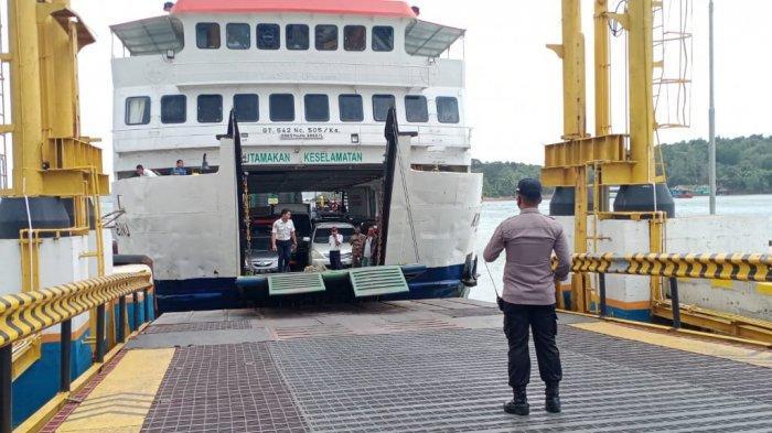 UPDATE Beli Tiket Penyeberangan di Tanjunguban dan Telaga Punggur Kini Bisa Non-Tunai