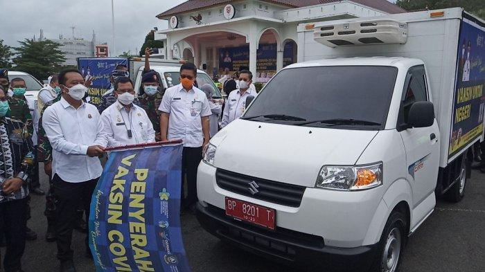 Sekda Kepri Siap Divaksinasi Corona Besok, Arif: Pak Gubernur Tidak, Mungkin di Akhir