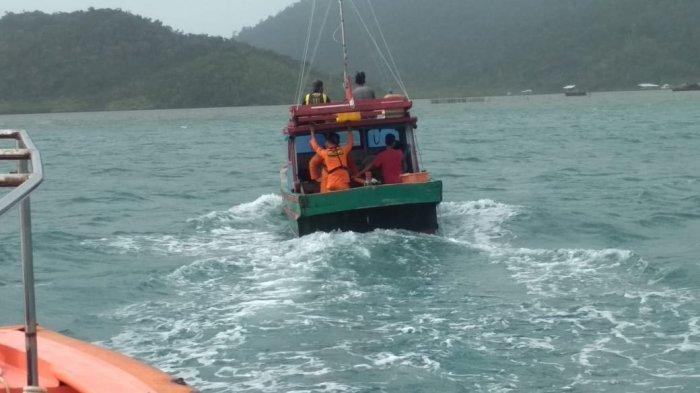 Nekat Melaut saat Cuaca Buruk, Empat Nelayan Anambas Hilang, Kini telah Ditemukan
