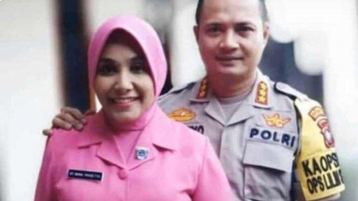Istri Kapolresta Barelang Meninggal, Almarhumah Mona Oktarina Dimakamkan di Palembang