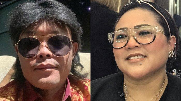 Sule dan Andre Taulany Kunjungi Nunung di Rumah Sakit, 'Nonton Ini Talk Show Nangis'
