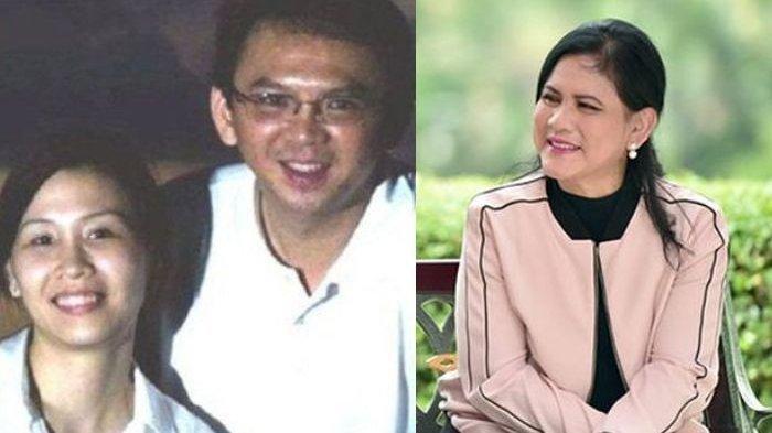 Diam-diam Akrab bak Kakak Adik, Beredar Foto Veronica Tan Dipeluk dari Belakang oleh Istri Jokowi