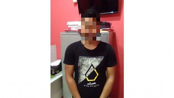 Pria di Tanjungpinang Dibekuk Polisi saat Turun Dari Motornya, Kedapatan Bawa Narkoba