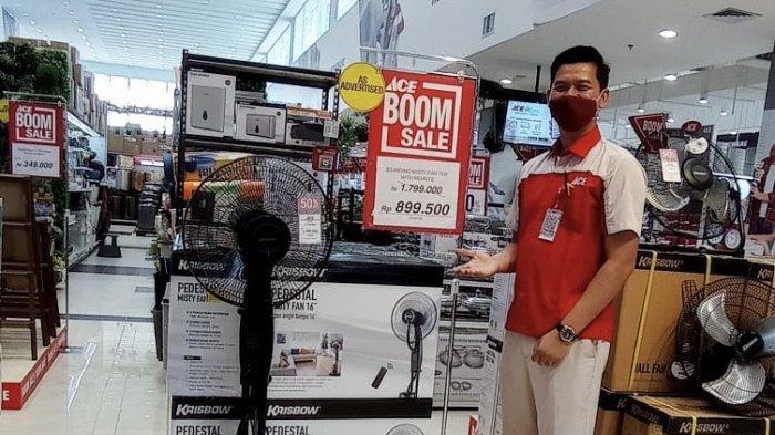DISKON hingga 50 Persen di ACE Hardware Batam, Belanja Furniture dan Alat Rumah Tangga