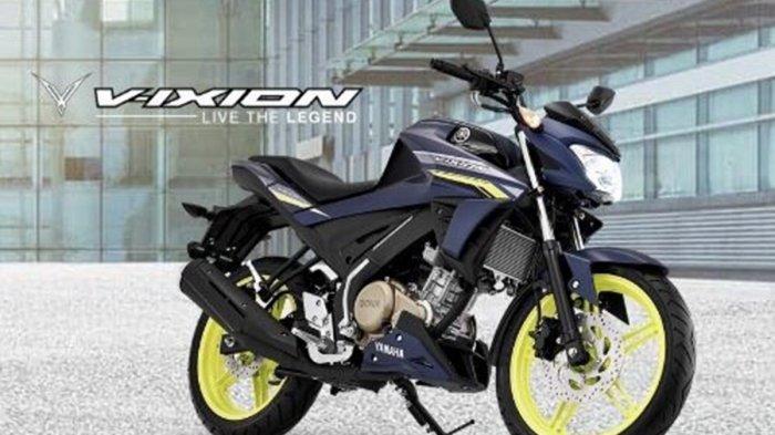 Yamaha Vixion Tampil dengan Warna Baru, Makin Sporty dan Berkelas