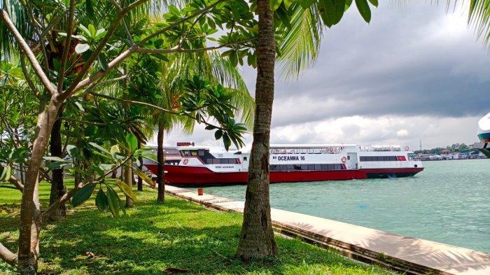 Jadwal Kapal Ferry Batam ke Karimun di Pelabuhan Harbour Bay, Minggu 14 Maret 2021