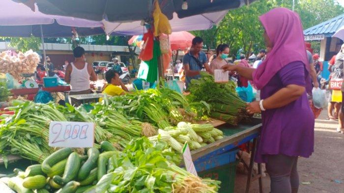 RAMADHAN 2021 - Harga Sayuran di Batam Turun, Simak Daftar Harga Sayuran Terbaru