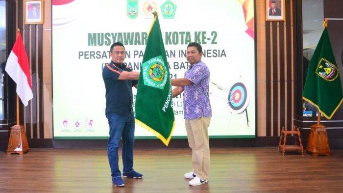 Kompol Isa Imam Syahroni Jabat Ketua Perpani Kota Batam