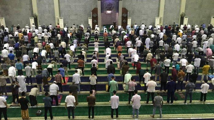 DAFTAR Imam dan Muadzin Salat Tarawih Masjid Agung Batam Selama Ramadhan 2021