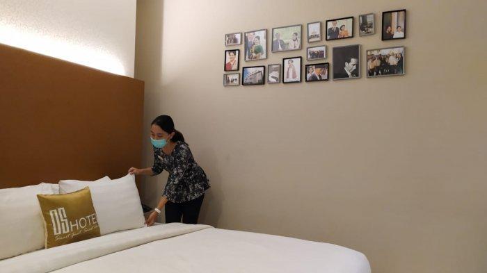 Pernah Ditempati Jokowi, OS Hotel Airport Batam Beri Diskon Menginap di Kamar Presiden