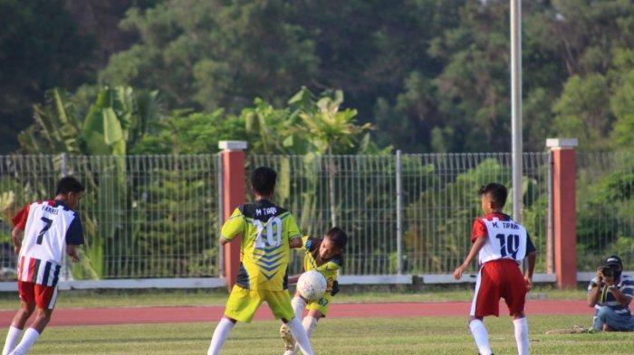 SSB Bida Taruna Batam Finish di Peringkat 5 Klasemen Liga FOSSBAT U-13, Ini PR Pelatih