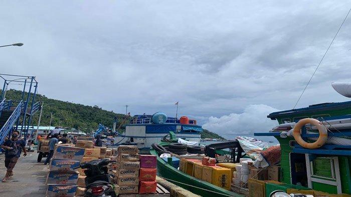 Kapal Sembako dari Kijang & Tanjungpinang Tiba di Anambas, Belum Ada Hambatan Soal PPKM
