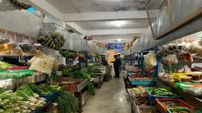 Jelang Idul Adha, Stok Cabai Merah di Pasar Inpres Tarempa Anambas Kosong