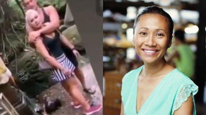 Viral Video 2 Bule Lecehkan Air Suci di Bali Bikin Niluh Djelantik Geram: Kalian Berdua Aib!