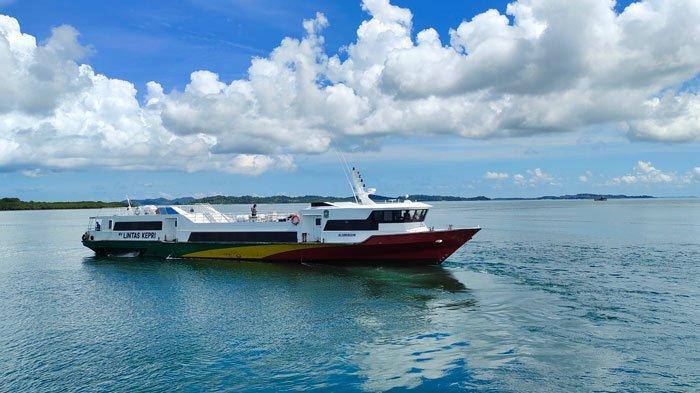 Lingga Buka Blocking Area, Kapal Tujuan Tanjungpinang Berlayar Besok, Ini Syaratnya