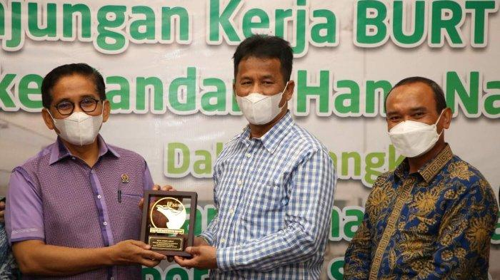 Tinjau Joumpa Bandara Hang Nadim, DPR RI Ngaku Siap Diskusi dan Bantu Pembangunan Batam