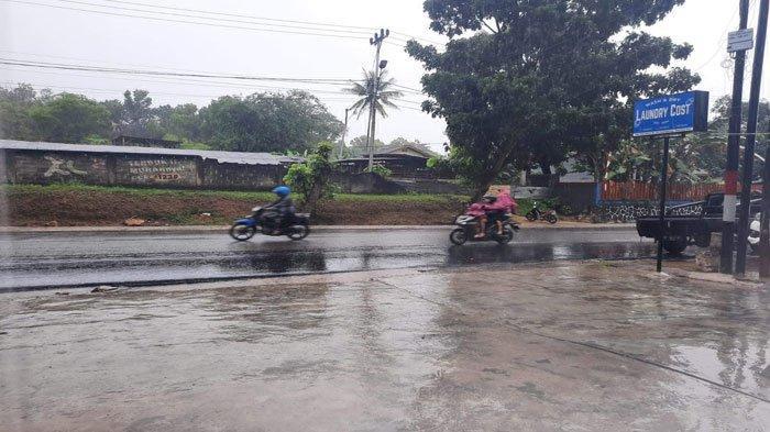 Prakiraan Cuaca Kepri, Selain Batam BMKG Prediksi Tanjung Pinang dan Natuna Hujan