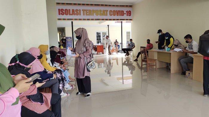 Hari Pertama Ujian Kompetensi PPPK Guru di Lingga, 3 Orang Tak Hadir, 1 Karena Melahirkan