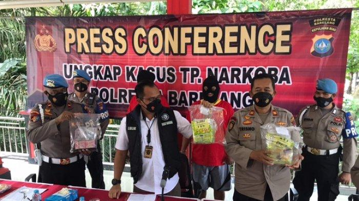 Bandar Narkoba Kelas Internasional Ditangkap di Batam, Polisi Sita 2 Kg Sabu