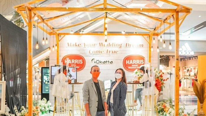 Hotel HARRIS Gelar Wedding Fair Year End Sale 2021 di Grand Batam Mall