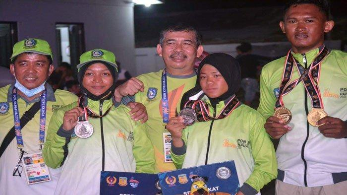 Kepri Tambah Perolehan Medali PON Papua, Cabor Layar Sumbang Dua Perak Lagi