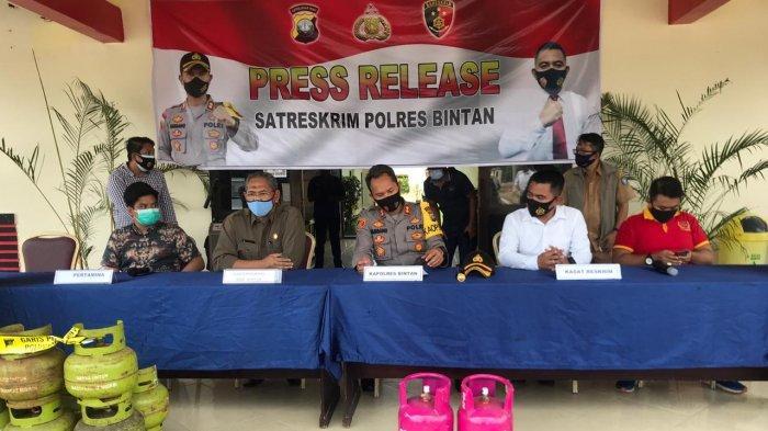 Antisipasi Gas Elpiji 3 Kg Langka, Disperindag Bintan Ajukan Penambahan 2 LO ke Pertamina