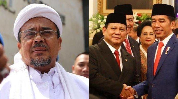 Menhan Prabowo Akan Diskusi Bersama Presiden Jokowi soal Polemik Rizieq Shihab