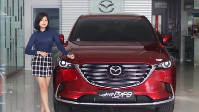 Mazda CX-9 AWD IPM 3 Hadir di Batam dengan 4 Pilihan Warna, Bonus Voucher BBM hingga Rp 3 Juta