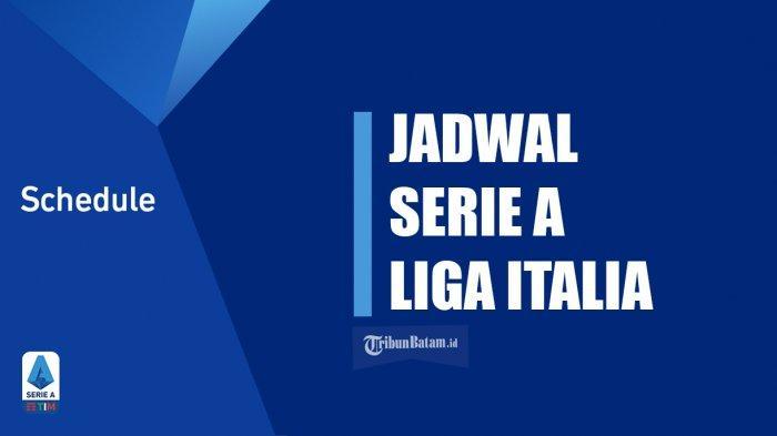 Jadwal Liga Italia Akhir Pekan Ini, Juventus vs Udinese, Fiorentina vs Inter Milan Live RCTI